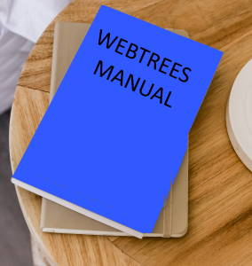 Webtrees Manual Index