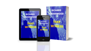 Fake Witness Book Covers
